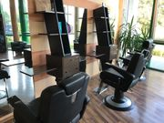 Friseureinrichtung Welonda Exklusiv komplett
