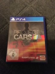 Project Cars für