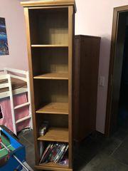 Verkaufe Holzregal für Kinderzimmer