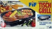 Tisch-Grill - elektrisch -