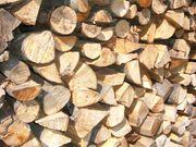 Trockenes ofenfertiges Brennholz zu verkaufen