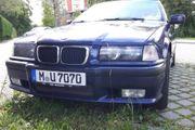 Verkaufe meine Limousine BMW 316