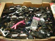 Kiste Sonnenbrillen - ca.