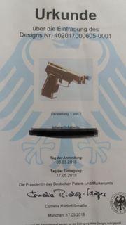 Patent Pistolen Flakon
