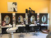 Friseursalon St Goar komplett eingerichtet