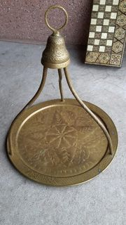 orientalischen serviertablett