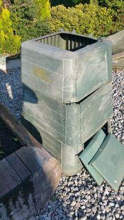 Kompost Behälter