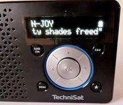 DAB Markenradio von TechniSat komplett