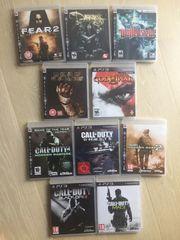 10 PS3 Games Wolfenstein Call