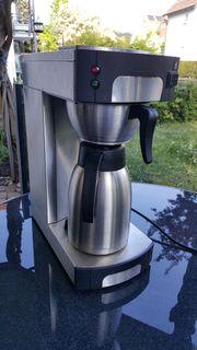 Kaffeemaschine, groß