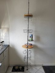 Küchenregal höhenverstellbar