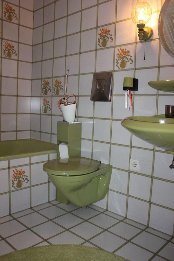 Einrichtung Bad badezimmer grün moosgrün in schwanstetten bad einrichtung und