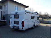 Wohnwagen Caravelair Mover Markise Sat-TV