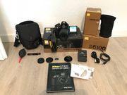 Nikon D5100 18-105 VR Kit