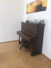 Klavier Firma Glaser,