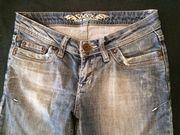 SOCCX Damen-Jeanshose