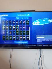 Fortnite Account mit Galaxy Skin