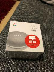 Google Home Mini Original verpackt