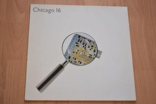 Schallplatte Chicago 16