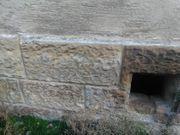 Sandsteine aus Abrisshaus von 1762