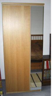 Garderobe Schrank BTH