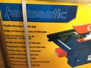 Tischkreissäge Hanseatic 600 Watt neu