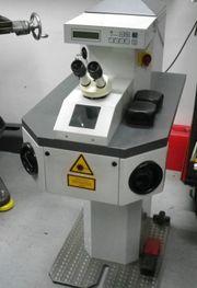 Alpha Laserschweissgerät ALPS