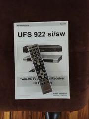 Receiver Kathrein UFS 922