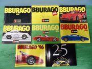 Burago acht Mini Katalog - Kataloge