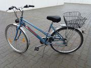 Damen-/Herrenrad CLIMBER