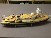 RC-Modellschiff Calypso 1 50 Holzbauweise