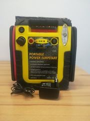 PORTABLE POWER JUMPSTART