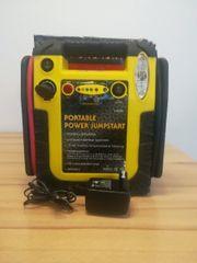 PORTABLE POWER JUMPSTART