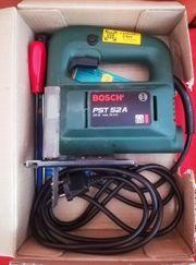Hallo Heimwerker verkaufe Bosch Stichsäge