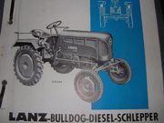 Lanz Bulldog 1266-