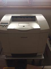 VERSCHENKE Laserdrucker