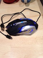 Gamer Mouse X7