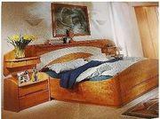 Doppelbett 200x200cm mit