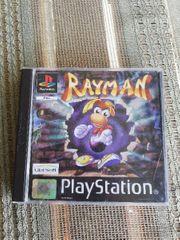 Playsation 1 Spiel Rayman