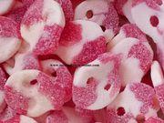 Süßigkeiten Fruchtgummi Schaumzucker fruchtig