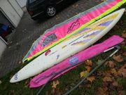 Surfbrett, Windsurfen, Zubehör