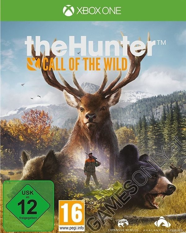 Suche The Hunter » X-Box, Gerät & Spiele