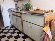 Küchenmöbel 50er Jahre