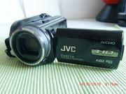 JVC Camcorder Videocamera