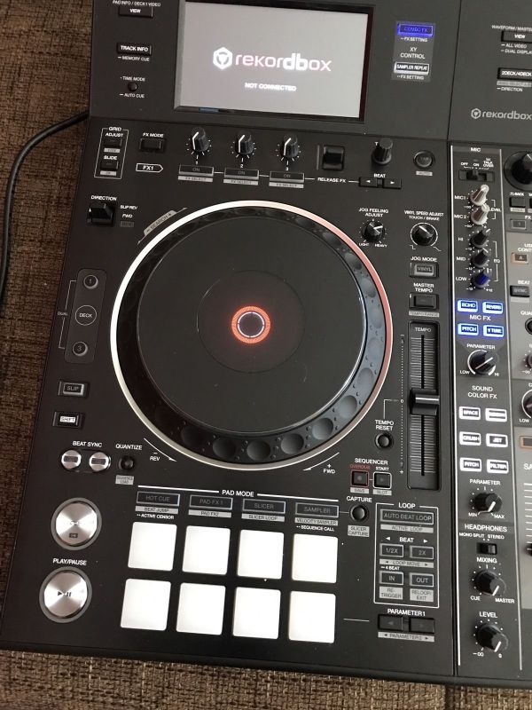 pioneer ddj rzx » DJ, Disco (Equipment)