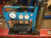 Klimaanlagen Servicegerät für Oldtimer Werkstatt