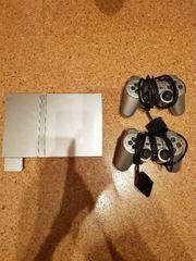 PS 2 inkl Spiele