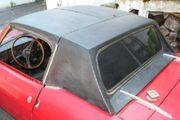 Fiat 850 Spider Hardtop