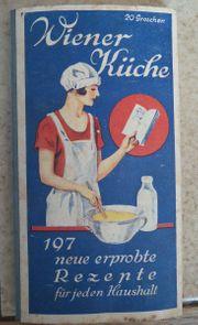 Wiener Küche 197 neue erprobte