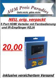 5 Port HDMI